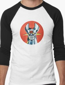 Mazinger Z Men's Baseball ¾ T-Shirt