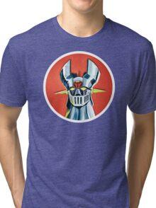 Mazinger Z Tri-blend T-Shirt