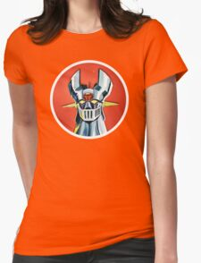 Mazinger Z Womens Fitted T-Shirt