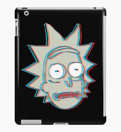 Rick and Morty: 3D Rick Version 2 iPad Case/Skin