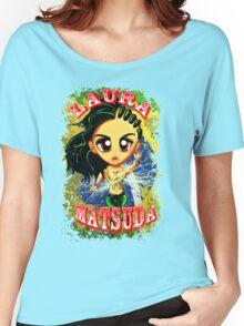 Chibi Laura Matsuda  Women's Relaxed Fit T-Shirt