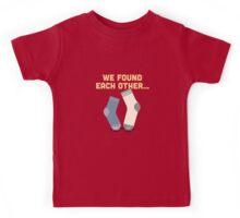 Character Building - Valentines Socks Kids Tee