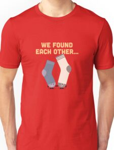 Character Building - Valentines Socks T-Shirt
