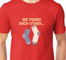 Character Building - Valentines Socks Unisex T-Shirt