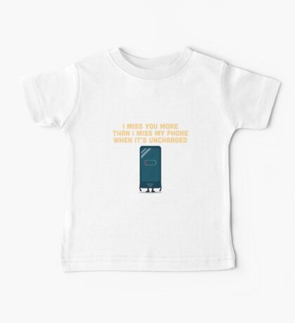 Character Building - Uncharged valentines Baby Tee