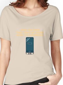 Character Building - Uncharged valentines Women's Relaxed Fit T-Shirt