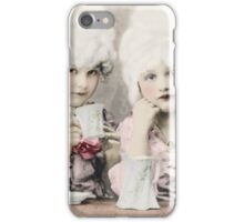 Tea Party at the Palace iPhone Case/Skin