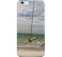 Swingin'  iPhone Case/Skin