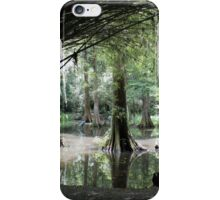 Bamboo Retreat iPhone Case/Skin