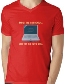 Character Building - Valentine Hacker T-Shirt
