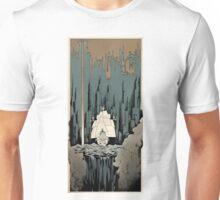The White Ship Unisex T-Shirt