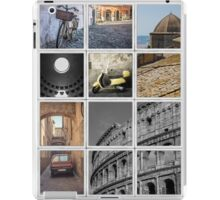 Italy Poster iPad Case/Skin