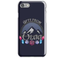 D&D Tee - Gifts of Ulaa iPhone Case/Skin