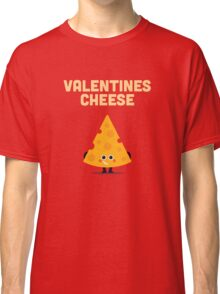 Character Building - Valentines cheese Classic T-Shirt