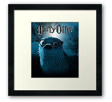 Harry Otter Framed Print