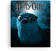 Harry Otter Canvas Print