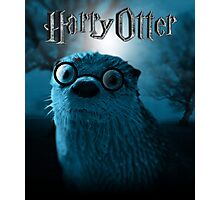 Harry Otter Photographic Print
