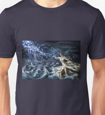 Emotions are the fifth elements Unisex T-Shirt