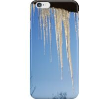 Thatched Roof Fringe iPhone Case/Skin