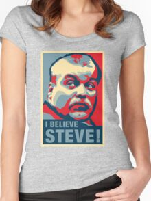 I Believe Steven Avery! Women's Fitted Scoop T-Shirt