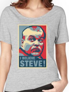 I Believe Steven Avery! Women's Relaxed Fit T-Shirt