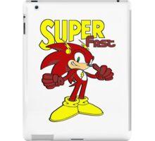 Super Fast iPad Case/Skin