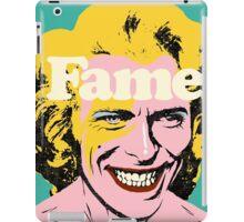 Fame iPad Case/Skin