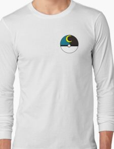 Moon Ball Long Sleeve T-Shirt