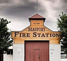 The Old Firehouse by Bevlea Ross