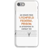 Orange Is The New Black Phone Case iPhone Case/Skin