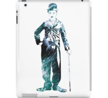 Charlie Chaplin - Sea iPad Case/Skin