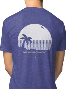 Wiped Out! by The Neighbourhood Tri-blend T-Shirt