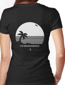 Wiped Out! by The Neighbourhood Womens Fitted T-Shirt