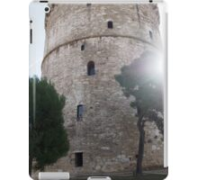 White Tower of Thessalonika iPad Case/Skin