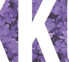 Kappa Kappa Gamma circle Sticker