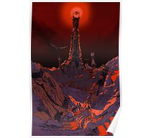 Lord of the Rings Sauron Poster