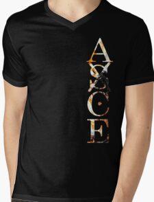 Ace One Piece Mens V-Neck T-Shirt
