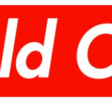 Supreme Sold Out - Sticker Sticker