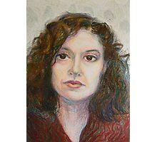Ann - Portrait Of A Woman Photographic Print