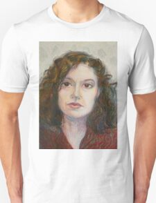 Ann - Portrait Of A Woman Unisex T-Shirt