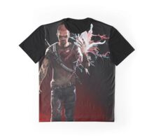 Infamous Evil Cole Mcgrath painting. Graphic T-Shirt