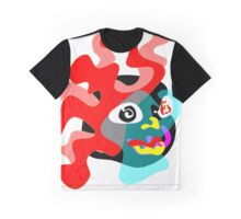 medusa baby at jellyfish party Graphic T-Shirt