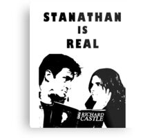 Stanathan always Metal Print