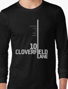 10 Cloverfield Lane Long Sleeve T-Shirt