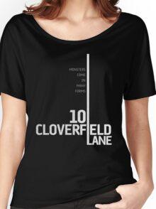 10 Cloverfield Lane Women's Relaxed Fit T-Shirt