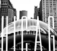 Chicago - The Bean Sticker