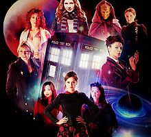 The Women of the Moffat Era by holodaxy