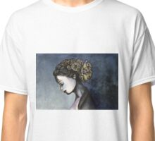 I Closed My Eyes and Saw You Smile Classic T-Shirt