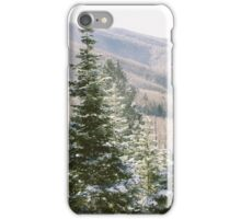 Snow Pines iPhone Case/Skin