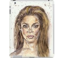 Beyonce is Music iPad Case/Skin